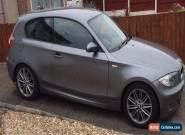 BMW 116i M Sport 2009 3 door 42K miles for Sale