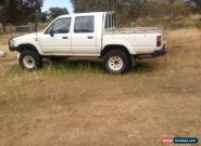 Toyota HiLux 2.8 liter Diesel Twin Cab 1997 for Sale