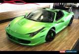 Classic 2014 Ferrari Other Base Convertible 2-Door for Sale