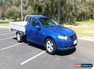 2008 Ford Falcon FG R6 Cab Chassis Ute 6sp manual - not xr6 turbo for Sale