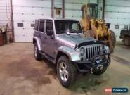 Jeep: Wrangler 4 Door Sahara for Sale