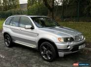"2003 BMW X5 IS AUTO SAT NAV 4X4 20""M SPORT ALLOYS YEARS MOT FULL SERVICE HISTORY for Sale"