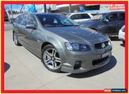 2012 Holden Commodore VE II MY12 SV6 Grey Automatic A Wagon for Sale