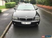 2005 BMW 730D AUTO SPORT BLACK Diesel for Sale