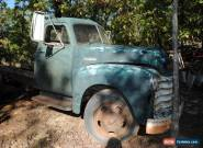 1952 Chevrolet Other Pickups 2 Ton Farm Truck for Sale