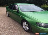 XR6 Ford Automatic Registered to May 2017 for Sale
