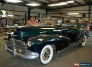 1947 Chevrolet Other 2 door convertible for Sale