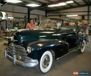 Classic 1947 Chevrolet Other 2 door convertible for Sale