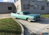 1959 Cadillac Other Base Sedan 4-Door for Sale