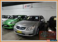 2007 Holden Epica EP MY08 CDX Silver Automatic 5sp A Sedan for Sale