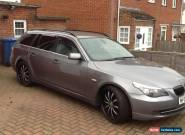 2009 BMW 520d touring business edition se for Sale