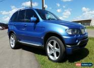 BMW: X5 4.6is for Sale