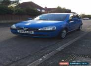 2001 VAUXHALL CORSA SRI 16V BLUE FULL SERVICE HISTORY LONG MOT MUST SEE NICE CAR for Sale