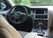 Audi: Q7 Quattro Sport for Sale