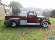 rat rod hot rod project one tonner for Sale