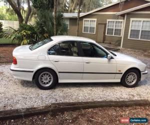 Classic 1997 BMW 5-Series Base Sedan 4-Door for Sale