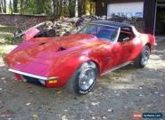 1970 Chevrolet Corvette 2-door convertible for Sale