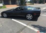 1999 Chevrolet Corvette coupe for Sale