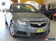 2010 Holden Cruze JG CD Charcoal Manual 5sp M Sedan for Sale