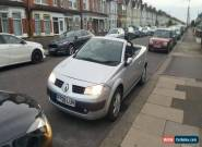 Renault Megane Convertable 2.0 Silver Grey (LOW MILAGE) for Sale
