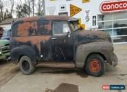 1953 Chevrolet Other Pickups NA for Sale