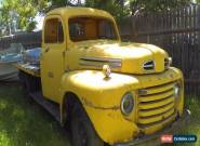 1950 Ford Other Pickups F2 for Sale