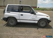Suzuki Vitara JX (4x4) (1988) 2D Hardtop Manual (1.6L - Carb) Seats for Sale