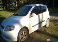 2006 Holden Barina Hatchback Auto 11 months Rego for Sale