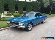 1966 Chevrolet Chevelle 2 DR COUPE for Sale