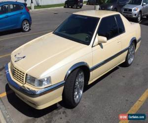 Classic Cadillac: Eldorado ETC for Sale