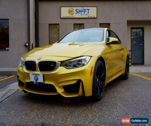 Classic 2016 BMW M4 Base Coupe 2-Door for Sale