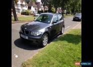 BMW 1 SERIES 2.0 118D 2006 6 ES 5 DOOR 121 BHP DIESEL GREY for Sale