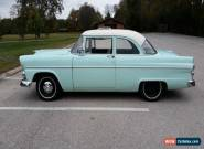 1955 Ford Customline 2 door for Sale