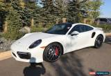 Classic 2017 Porsche 911 Turbo Coupe 2-Door for Sale