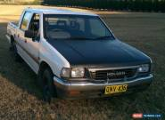 Holden Rodeo Twin Cab Ute for Sale