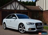 2013 Audi A4 2.0 TDI S Line 4dr for Sale