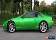 Nissan: 300ZX Twin Turbo #089 for Sale