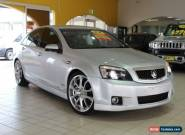 2009 Holden Caprice WM MY09.5 Nitrate Automatic 6sp A Sedan for Sale