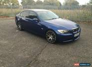 2007 BMW 330I M SPORT AUTO BLUE 272 BHP,  for Sale