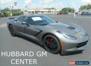 2016 Chevrolet Corvette Stingray Coupe 2-Door for Sale