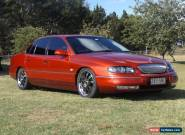 HOLDEN FANS GET EXCITED - 2002 V8 STATESMAN CAPRICE LS1 IMMACULATE for Sale