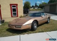 1984 Chevrolet Corvette Base Hatchback 2-Door for Sale