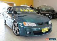 2003 Holden Commodore VY II Acclaim Sedan 4dr Auto 4sp 3.8i Green Automatic A for Sale