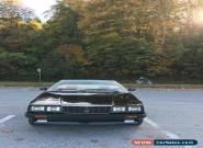 1986 Maserati Spyder for Sale