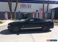 2014 Ford Mustang Shelby Convertible 2-Door for Sale