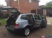 BMW X3 2.0D SE 2005 for Sale