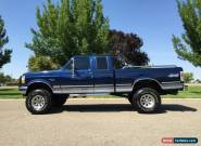 1995 Ford F-150 XLT for Sale