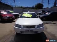 1998 Toyota Camry SDV10 CSi White Automatic 4sp A Wagon for Sale