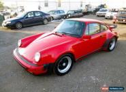Porsche : 930 for Sale