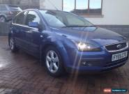2005 FORD FOCUS ZETEC CLIMATE TDCI, FULL SERVICE HISTORY for Sale